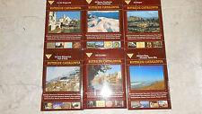 LOTE 28 CD-ROM PARA PC RUTES DE CATALUNYA