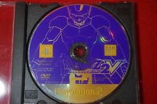 Super Rare PS2 Dragon ball Z2 V Jump Z2V Japan Edition Limited 2000 Disc Only