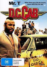D.C. Cab-DVD (1983) Adam Baldwin-Charlie Barnett-Gary Busey-Mr. T - NEW
