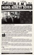 R.E.M. Fanclub Newsletter 1997 Vol.5
