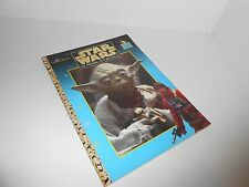 Vintage Star Wars The Training Of A Jedi Knight New Unused Coloring Book