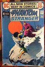 Phantom Stranger #20 DC Comics (1969) Jim Aparo cover (VG)