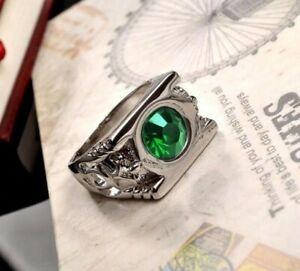 green lantern ring for men and women
