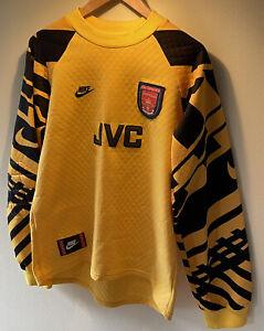 Arsenal Nike Goalkeeper Shirt 1995-1997