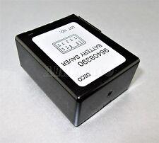 334-Chevrolet Daewoo (95-13) 8-Pin Black Battery Saver Relay (Module) 96408390