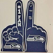 NFL Foam Finger, Seattle Seahawks, NEW