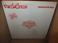 Les Variations Moroccan Roll Vintage Vinyl LP Promo Advance Pressing NM-/VG+