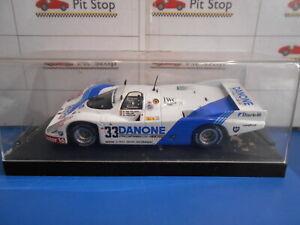 QTZPOR956 by QUARTZO PORSCHE 956 24H LE MANS 1986 1/43, NO BOX