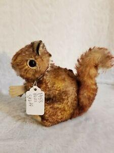 Vintage Steiff Squirrel 1958
