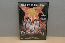 1x DVD  / Barry Manilow - Copacabana - 1985 Dick Clark Cinema ID1813DPDVD