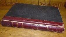 Antique 1899-1911 Ledger Book York Pennsylvania & Surrounding - Furniture Store