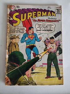 SUPERMAN #122-(1958)