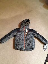 Protection System Camo Bubble Jacket - Youth SZ 8