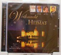 Weihnachten in unserer Heimat + CD + Stimmungsvolles Album mit den Stars der DDR