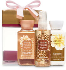 Bath & Body Works Warm Vanilla Sugar Mother's Day Gift Set (Travel-Sizes)