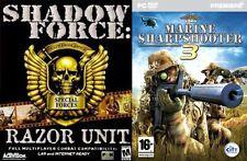 Shadow Force  Razor Unit & marine sharpshooter 3