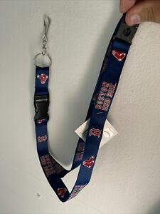 Boston Red Sox MLB Lanyard - Licensed New - Perfect For Keys + ID's KG1