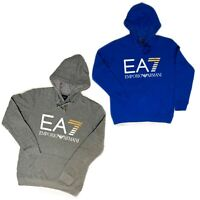 EMPORIO ARMANI MERCHANDISE PULLOVER HOODIE--- LIMITED COLLECTION
