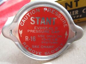 R-16 STANT 1953,1954,1955,56,57-60 DESOTO,DODGE,NASH,HUDSON,RAMBLER RADIATOR CAP