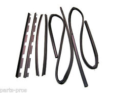 New 6-piece Fairchild Weatherstrip Kit / FOR LISTED FULL-SIZE BLAZER YUKON TAHOE