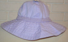 Baby Girl Old Navy Lavender Purple Sun Hat With Chin Strap Sz XS, S, M