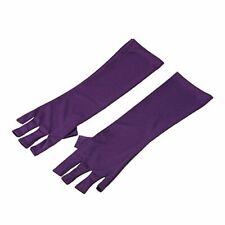 Anself Anti UV Glove for UV LightLamp Radiation Gloves Nail Art Dryer Tools