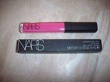 NIB NARS Larger Than Life Lip Gloss COEUR SUCRE (BRIGHT PINK) 1329 Full Size