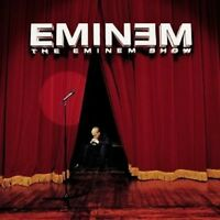 EMINEM - THE EMINEM SHOW (EXPLICIT VERSION - LIMITED EDITION)  2 VINYL LP  NEW+