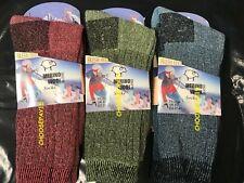 12x Ladies Women Merino Wool Socks Outdoor Walking Work Boot Thermal Socks