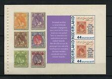 2009 Vel 5 uit prestigeboekje 27 2 maal 2682 Dag van de postzegel - Royalty