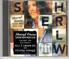 (EF756) Sheryl Crow, Tuesday Night Music Club - 1993 CD