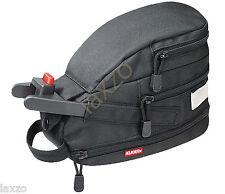 Rixen & Kaul Contour Mini Saddle Bag with Contour Adapter Seatpost Bike Bicycle