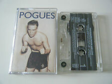 THE POGUES - PEACE AND LOVE - CASSETTE TAPE - WEA (1989)
