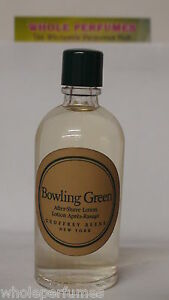 BOWLING GREEN BY GEOFFRY BEENE FOR MEN 2.0 / 2 OZ NEW UNBOX AFTER SHAVE LOTION
