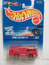 HOT WHEELS 1997 FIRE-EATER II #611 RED