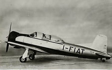 Postcard 698 - Aircraft/Aviation Fiat G.49-2 Italia