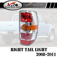 Fit For Mazda BT50 XTR Right Hand Chrome Tail Light 2008-2011 Style Side Update