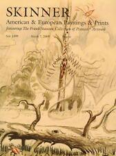 Skinner || American & European Paintings Prints Post Auction Catalog 2008