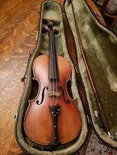 Antique Joseph Guarnerius Violin 3/4 Italian Violin