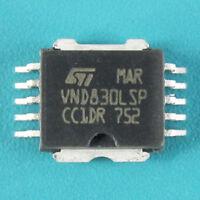 1PCS VND830SP Encapsulation:SOP-10,DOUBLE CHANNEL HIGH SIDE DRIVER