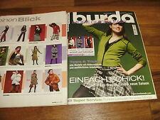 BURDA SPECIAL MODE  QUICK & EASY/RAFFINIERT: Enge Röcke -- glamourös und trendig
