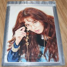 SEOHYUN GIRLS' GENERATION Don't Say No SMTOWN COEX Artium SUM GOODS A4 PHOTO B