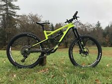 2018 Cannondale Jekyll 2 Carbon Mountain Bike Size Medium Fox/SRAM