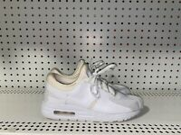 Nike Air Max Zero Essential Boys Athletic Running Shoes Size 6.5Y Womens 8 White