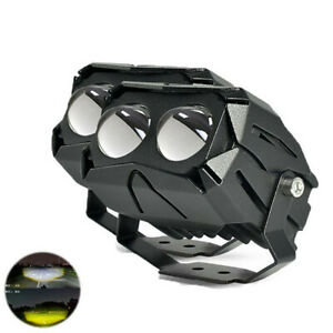 3in 100W 6000K LED Work Light Bar Spot Fog Lamp Driving Fit For Car Off-Road ATV