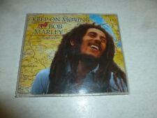 BOB MARLEY - Keep On Moving - 1995 UK 4-track CD single