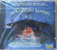 Ihr Kinderlein kommet (1966-80) Freddy Quinn, Lolita, Fischer Chöre, Vick.. [CD]