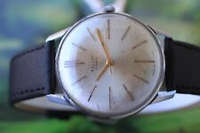 VINTAGE MEN'S BIG RUSSIAN MECHANICAL POLJOT KIROWSKIE WATCH 16 JEWELS!