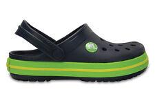 Crocs Crocband Clog K Navyvolt Green 2045374k6 Eur35.0/21.5cm