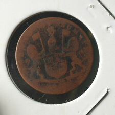 1804 Island of Sumatra 1 keping good details!